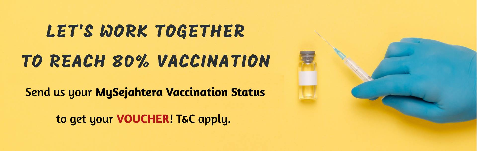2021 Vaccination Promotion
